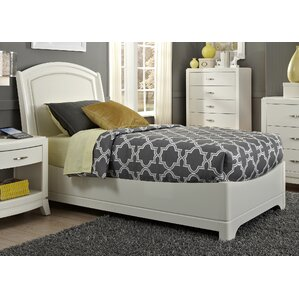 Loveryk Upholstered Platform Bed by Darby Home Co®