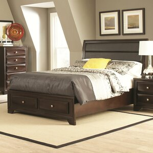 Wasserhund Upholstered Platform Bed by Darby Home Co®