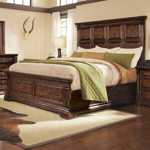 Carnaghliss Panel Bed by Astoria Grand