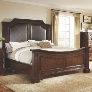 Creeve Upholstered Panel Bed by Astoria Grand