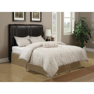 Capone Upholstered Panel Bed by Latitude Run