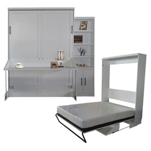 Andrew Queen Murphy Bed by Room and Loft