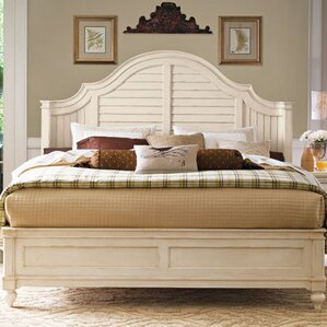 Paula Deen Home Panel Bed by Universal Furniture