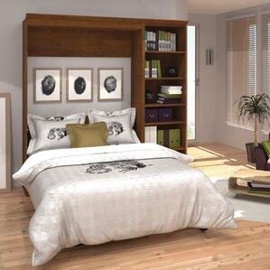Amaker Full/Double Murphy Bed by Mercury Row®