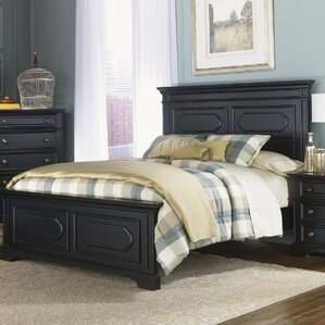 Linda Panel Bed by Darby Home Co®