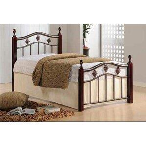 Anniston Metal Platform Bed by Andover Mills®