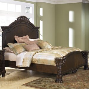 Chapell Panel Bed by Astoria Grand