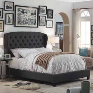 Felisa Upholstered Panel Bed by Mulhouse Furniture