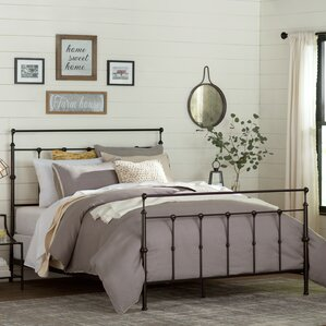 Edythe Panel Bed by Laurel Foundry Modern Farmhouse