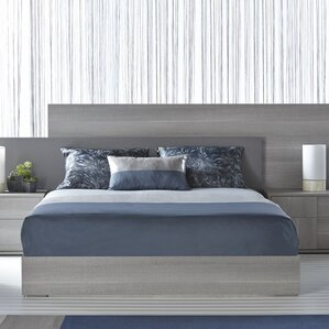 Salerno Panel Bed by Brayden Studio®