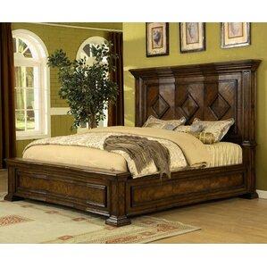 Verona Eastern King Panel Bed by Eastern Legends