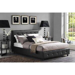 Salina Upholstered Platform Bed by Andover Mills®