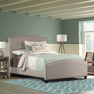 Granger Upholstered Panel Bed by Darby Home Co®