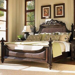 Royal Kahala Panel Bed by Tommy Bahama Home
