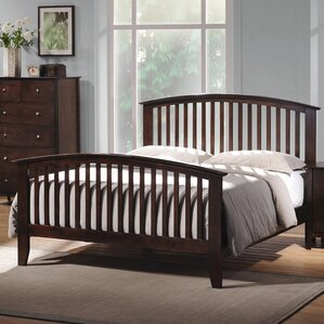Crimmins Panel Bed by Darby Home Co®