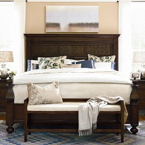 Queen Panel Bed by Paula Deen Home
