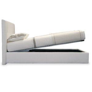 Storage Queen Upholstered Platform Bed by Calligaris