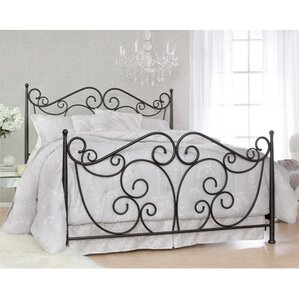 Serta Panel Bed by Bello