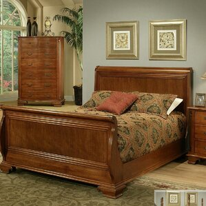 American Heritage Sleigh Bed by AYCA Furniture