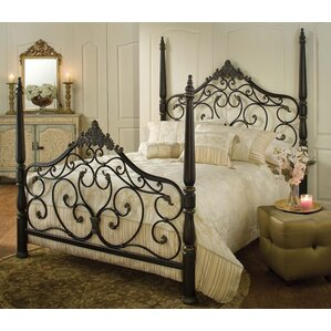 Four poster Bed by Hillsdale Furniture