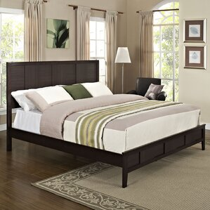 Holly Platform Bed by Modway