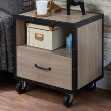 Bemis 1 Drawer Nightstand by ACME Furniture