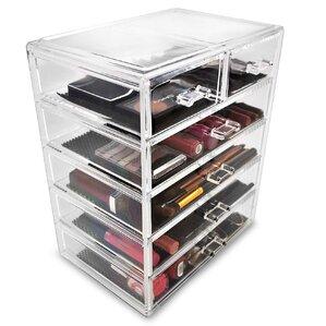 Torrence 6-Drawer Cosmetic Organizer