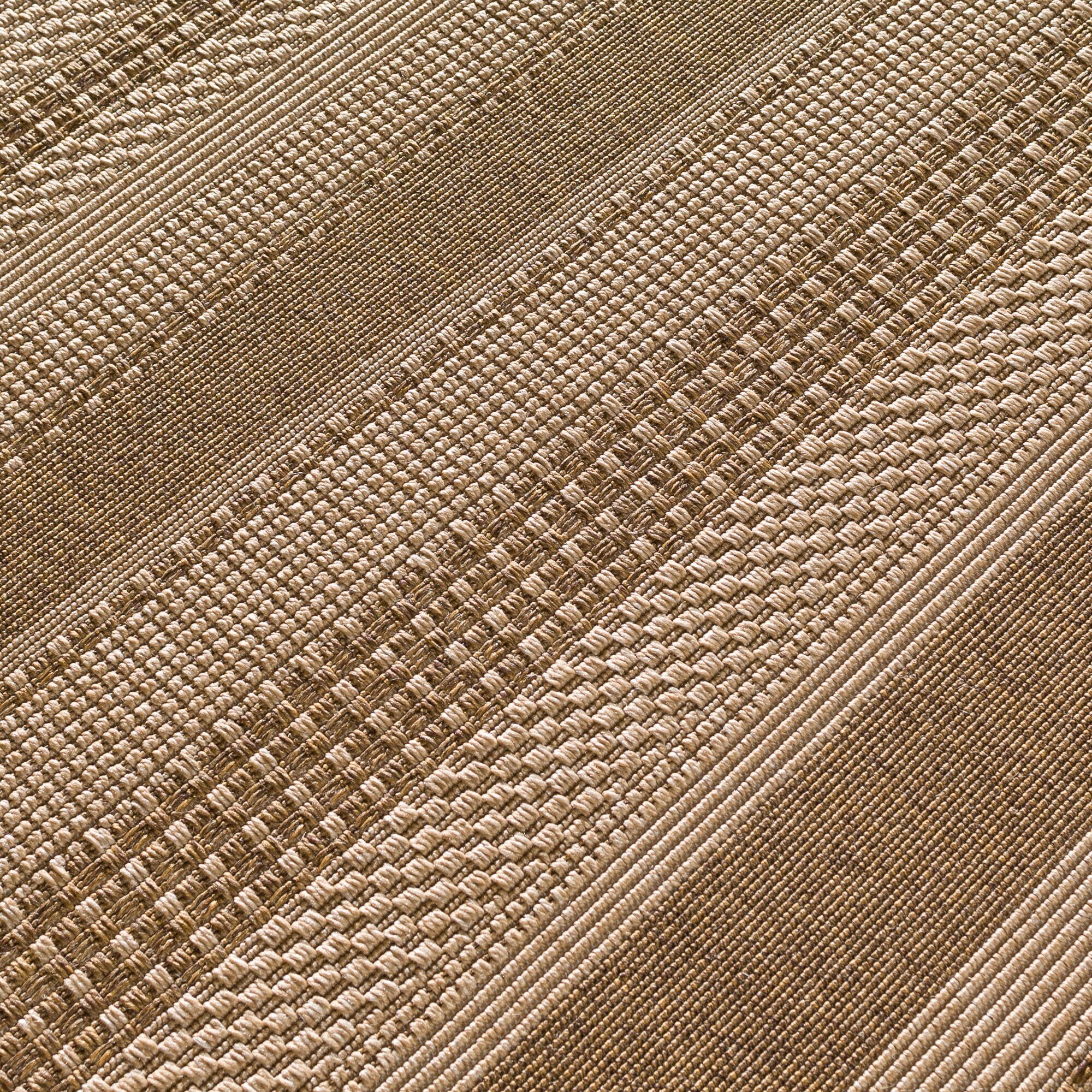 Large Indoor Outdoor Rugs Union Rustic Annica Large Stripe Beige Indoor  Outdoor Area