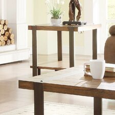 Northwood End Table by Woodhaven Hill