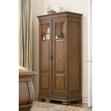Belchers 2 Door Tall Cabinet by Darby Home Co