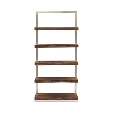 Ladder 76 H Shelving Unit by Stein World
