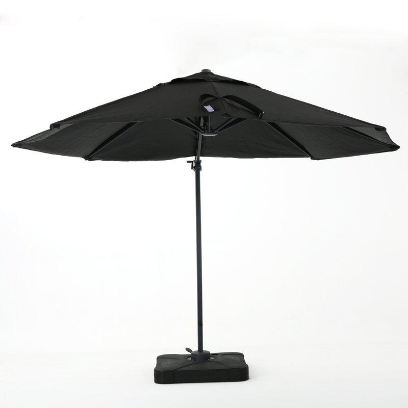 Red Barrel Studio 10 Wapping Canopy Cantilever Umbrella