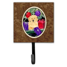 Golden Retriever Wall Hook by Caroline's Treasures