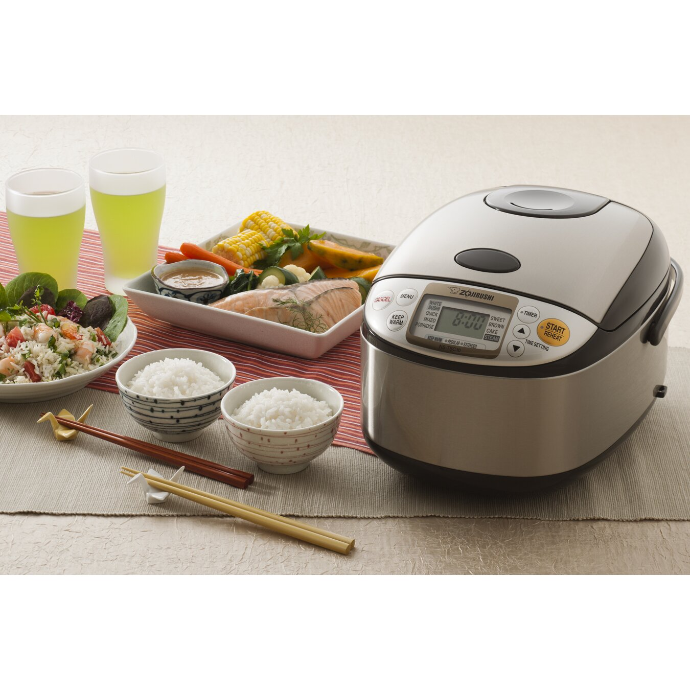 How To Cook Quinoa Automatic Rice Cooker And Warmer Micom Rice Cooker &  Warmer