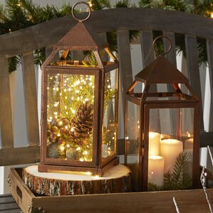 Clive Candle Lantern