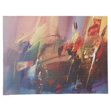 'Rayan' Painting Print on Wrapped Canvas