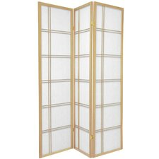 70 x 42 Boyer 3 Panel Room Divider by Mistana