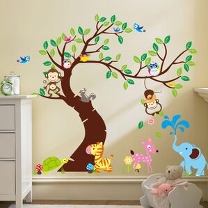 Wall Stickers For Kids | Wayfair