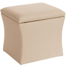 Page Storage Ottoman by Birch Lane