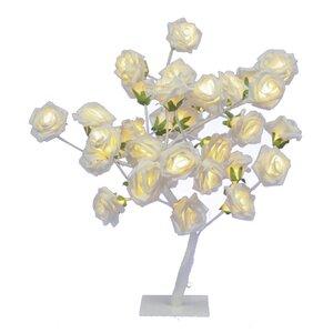 Easter LED Rose Tree Lamp