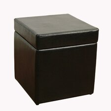 Mason Storage Ottoman by Andover Mills