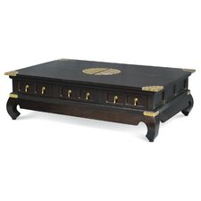 Ming Fine Handcrafted Coffee Table by NES Furniture