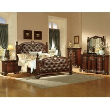 Orleans Queen Panel Customizable Bedroom Set by Woodhaven Hill
