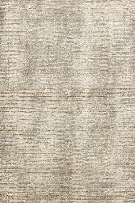 Cut Stripe Ocean Hand Knotted Beige Area Rug Amp Reviews