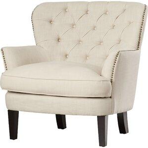 Celine Tufted Arm Chair