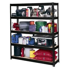 Modular Ultra Rack 72 H 5 Shelf Shelving Unit by Edsal-Sandusky