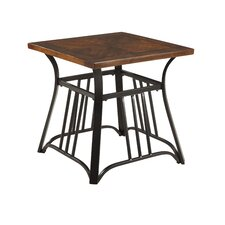 Wildwood End Table by Latitude Run