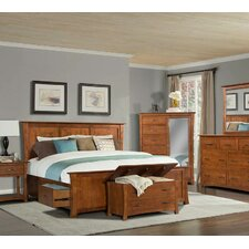 Barten Storage Panel Customizable Bedroom Set by Darby Home Co