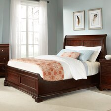 Provence Sleigh Bed by Cresent Furniture