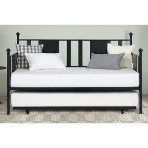 Troupsburg Twin Daybed with Trundle by Gracie Oaks